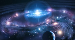 Meditation: Space as it relates to Mind and Universe